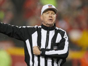 Carl Cheffers NFL Referee
