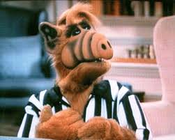 Alf alien referee