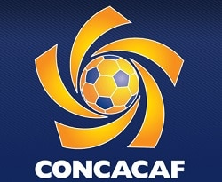 CONCACAF football referees image logo