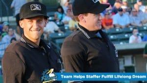 Justin Fletcher baseball
