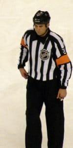 Kevin Pollock NHL Hockey Referee