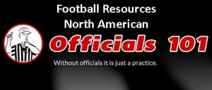 Officials101 header Football North American