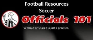 Officials101 header Football soccer
