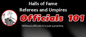 Halls of Fame header