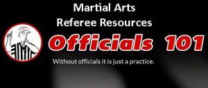 Officials101 heade Martial Arts
