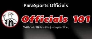 Officials101 header ParaSports