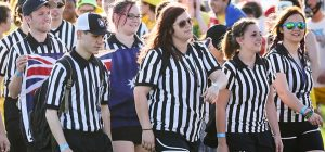 Quidditch Referees