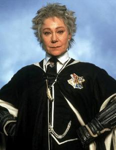 Rolanda Hooch played by Zoe Wanamaker