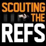 Scouting The Refs logo