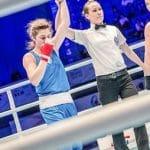 Jennifer Huggins Boxing Referee