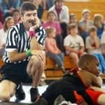 Youth Wrestling Referee