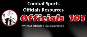Officials101 header Combat Sports