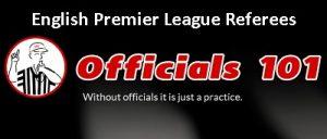 Officials101 header EPL