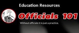 Officials101 header Education