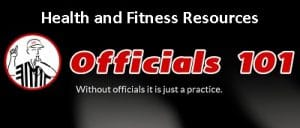 Officials101 header Health and Fitness