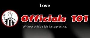 Officials101 header Love