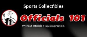 Officials101 header Sports Collectibles