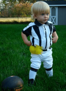 Rookie Referee