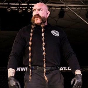 UFC Referee Mike Beltran