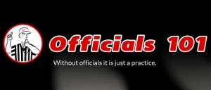 Officals101 referee umpire