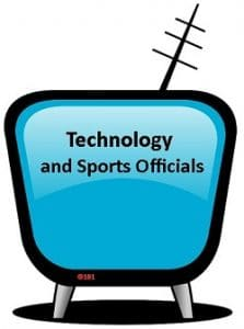 Technology and Sports Officials