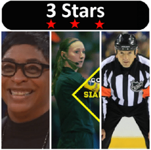 3 Stars Week 1