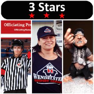 3 Stars 2017 Week 4
