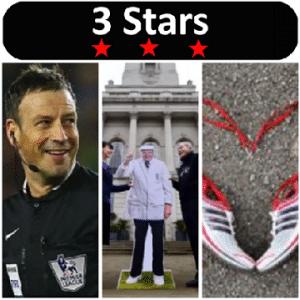 3 Stars Week 07