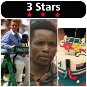 3 Stars 2017 Week 5