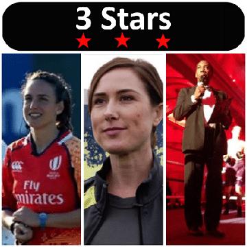 3 Stars 2017 Week 10