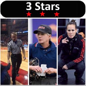 3 Stars 2017 Week 11