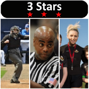 The 3 Stars for Week 13 2017