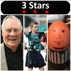 3 Stars 2017 Week 14