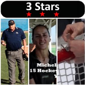3 Stars 2017 Week 15