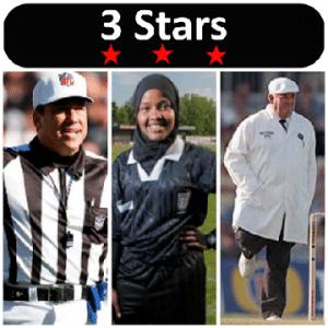 3 Stars 2017 Week 19