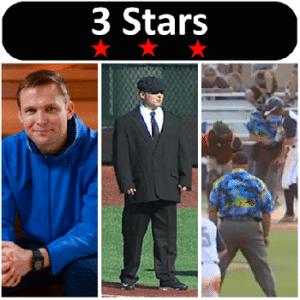 3 Stars 2017 Week 20