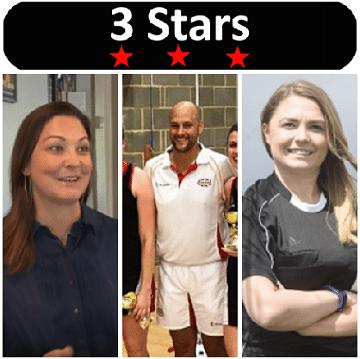 3 Stars 2017 Week 24