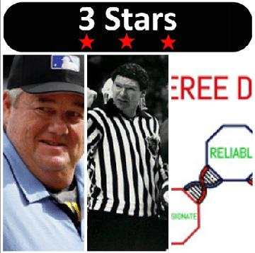 3 Stars 2017 Week 25