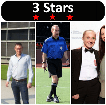 3 Stars 2017 Week 28