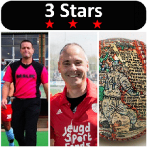 3 Stars 2017 Week 30
