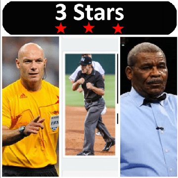 3 Stars 2017 Week 33
