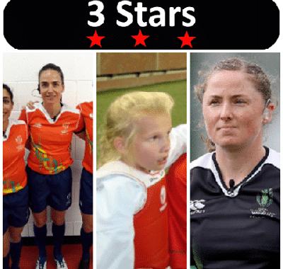 3 Stars 2017 Week 35