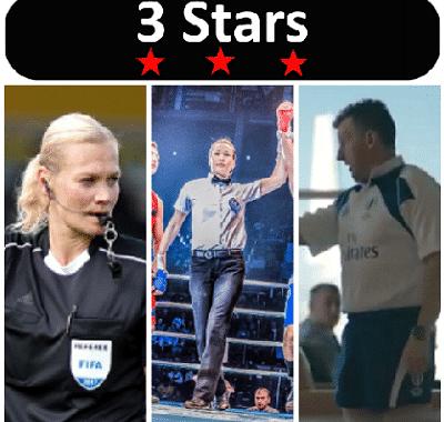 3 Stars 2017 Week 36
