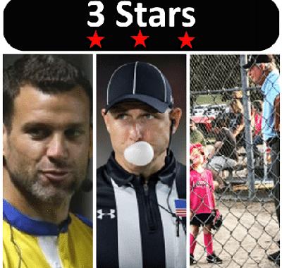 3 Stars 2017 Week 37