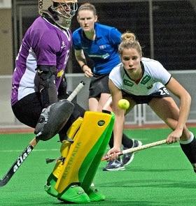 Kylie Seymour FieldHockey Umpire