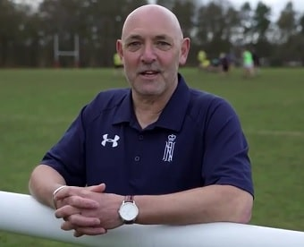 Steve Harland Rugby Referee