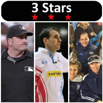 3 Stars 2017 Week 29