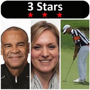 3 Stars 2017 Week 31